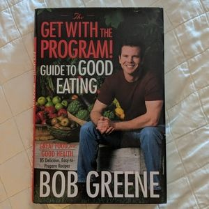 The Get with the Program Guide to Good Eating book